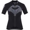 X-Bionic Twyce Koszulka kolarska Kobiety czarny